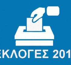 Αναλυτικά αποτελέσματα εκλογών 26ης Μαΐου 2019 τοπική κοινότητα Λιβαδειάς