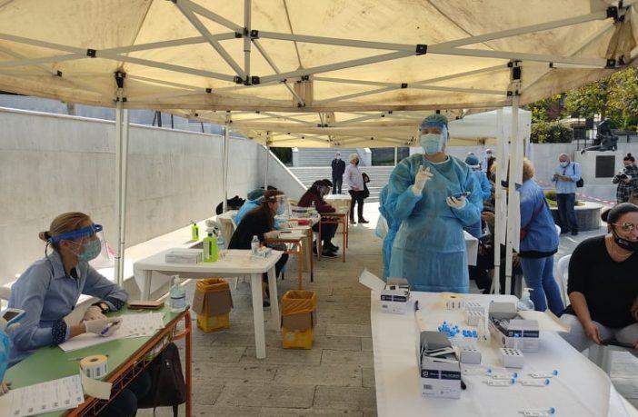 Κορονοϊός - Δήμος Λεβαδέων : Μαζικά rapid test σε Λιβαδειά,Κορώνεια και Αγία Τριάδα