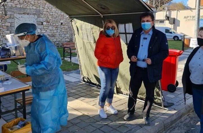 Κορονοϊός - Δήμος Αλιάρτου-Θεσπιέων : Στα 8 τα ενεργά κρούσματα κορονοϊού