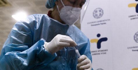 Κορονοϊός: 320 νέα κρούσματα, 19 νεκροί και 322 διασωληνωμένοι