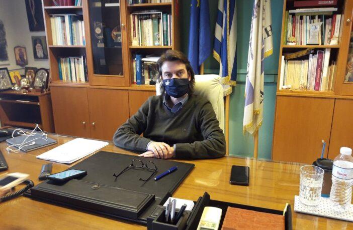 Εκτάκτως στο Νοσοκομείο για εξετάσεις ο Δήμαρχος Λεβαδέων