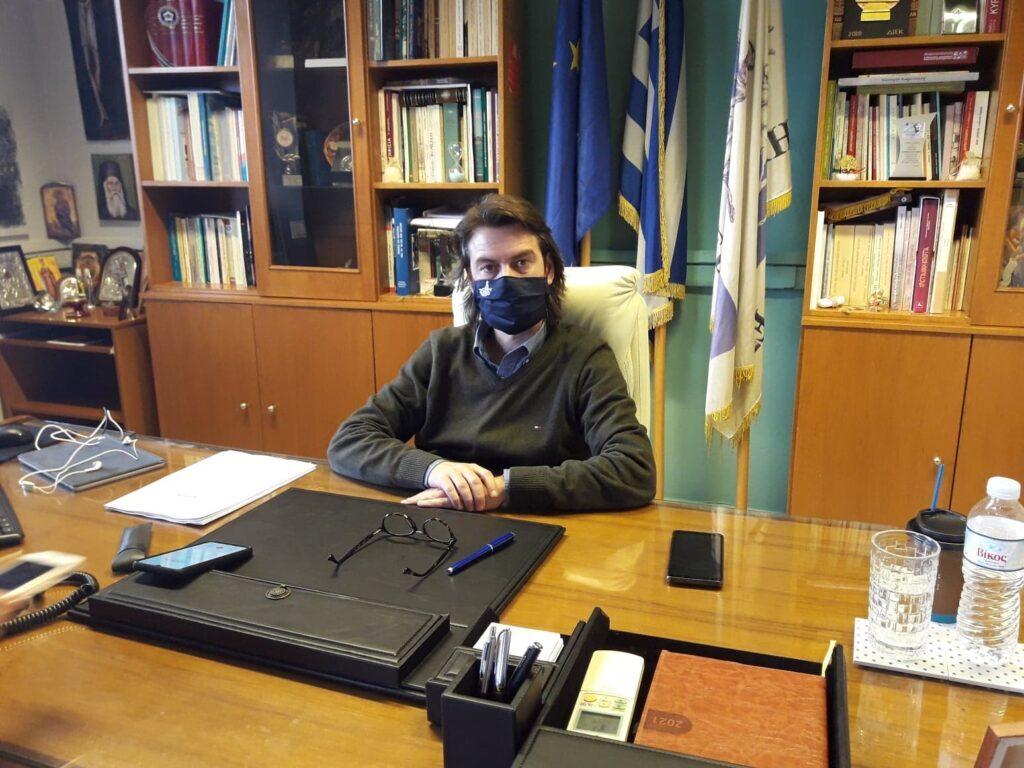 Προσπάθεια εξαπάτησης πολιτών επικαλούμενοι το όνομα του Δημάρχου Λεβαδέων  | Sirios FM